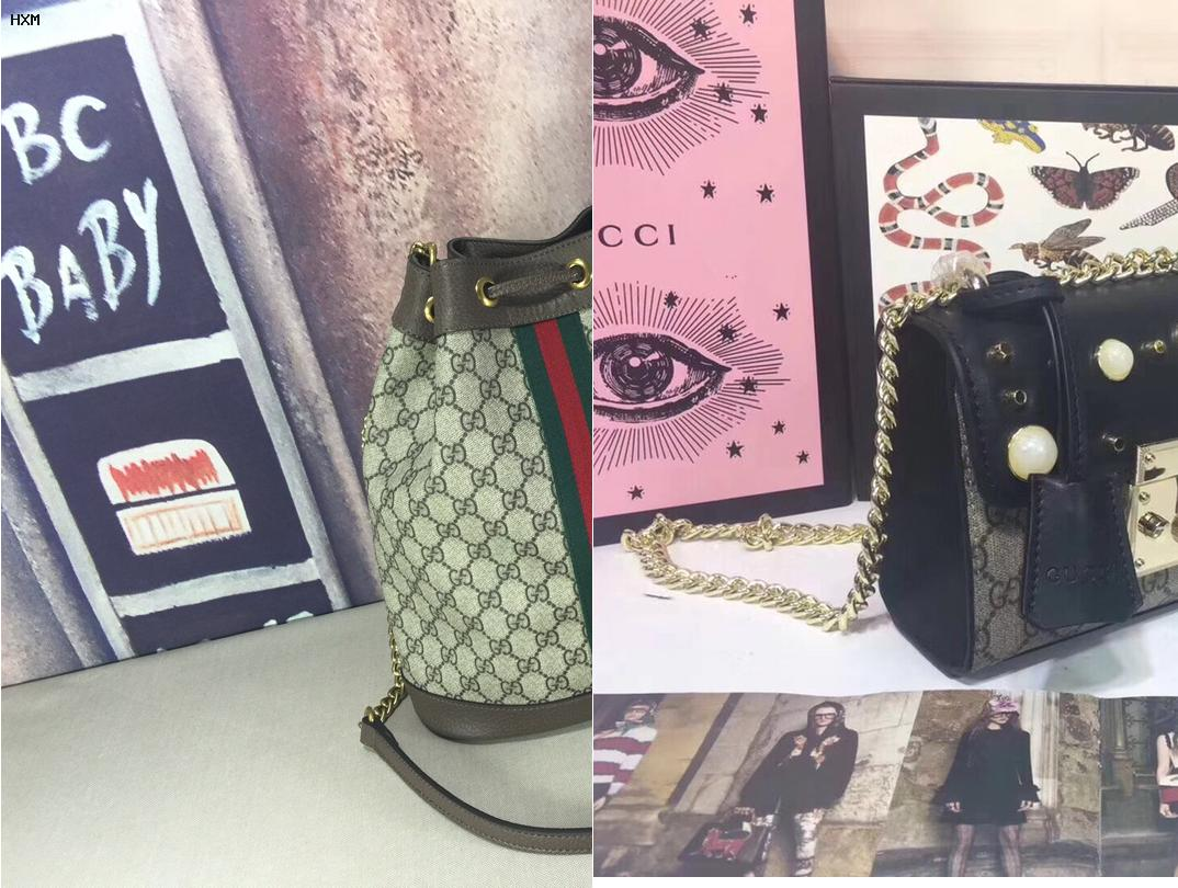 mochilas gucci de mujer